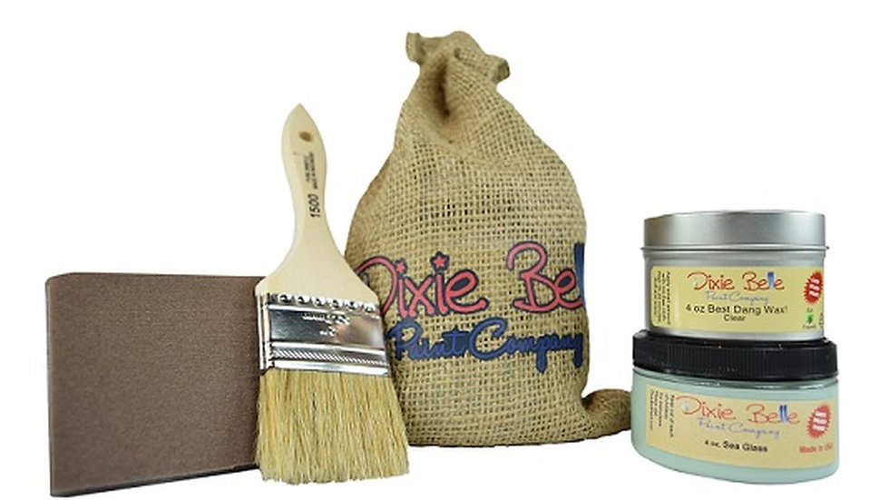 Dixie Belle Gift Bag (SEA GLASS WITH CLEAR WAX)