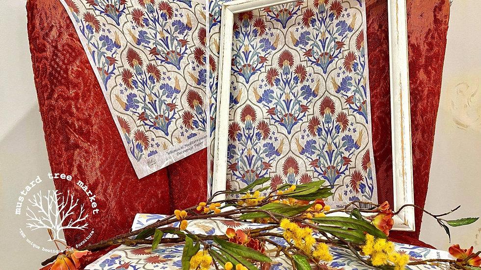 Dixie Belle Whimsical Mediterranean Deco Paper