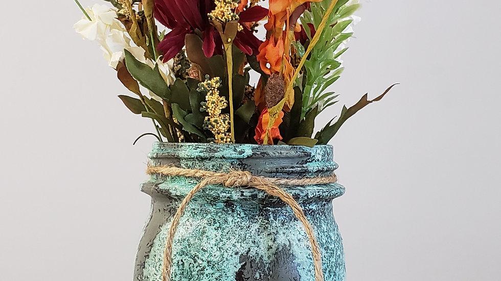 Bronze Patina Vase