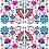 Thumbnail: Dixie Belle Transfer Latin Floral