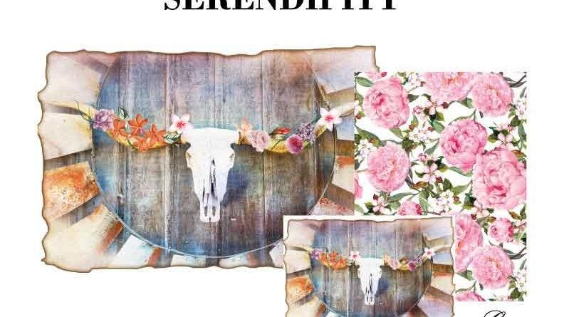 Serendipity Decoupage Pack