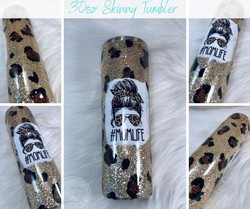 Leopard Tumbler