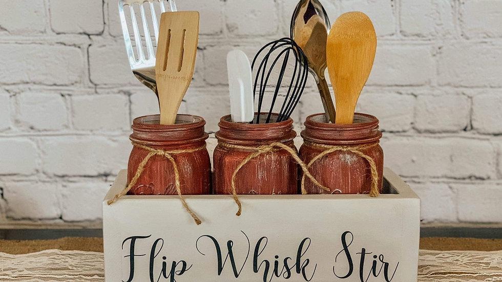 Flip Whisk Stir