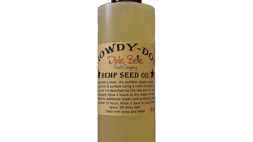 Howdy-Do Hemp Oil