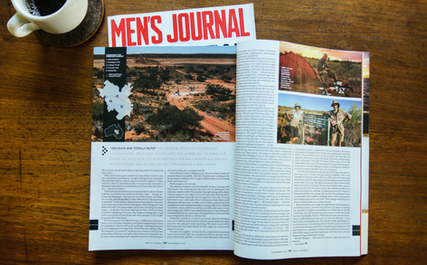 Published in Men's Journal