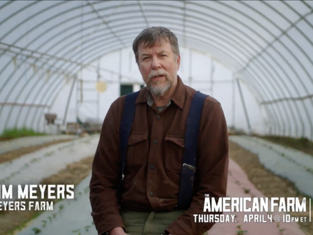 "Watch History Channel's ""The American Farm"" Premiere April 4th"