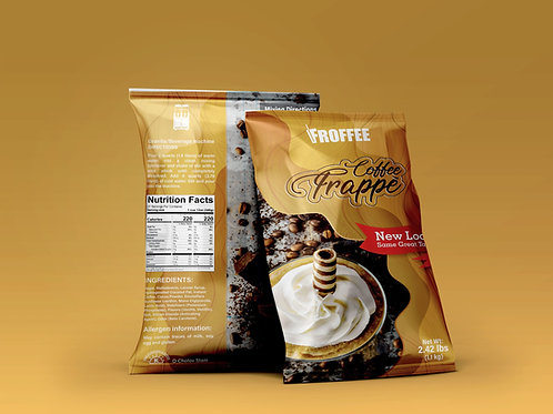 Froffee Original Frappé- Full Case (10 Bags)