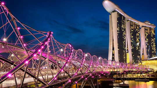 Singapore, I Love You