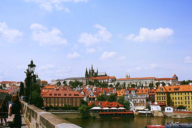 Prague: A Food Diary