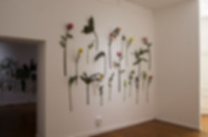 Paint Becomes Plant Series #2 by Gabrielle Kruger