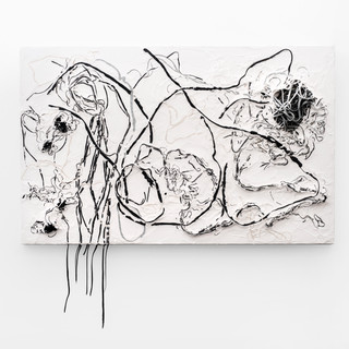 Gabrielle Kruger_Under Surface_2020_Acry