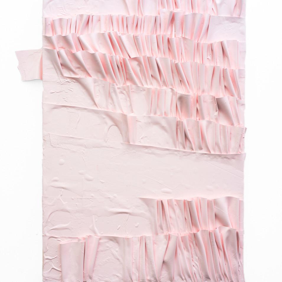 Pleated Painting II (2019)