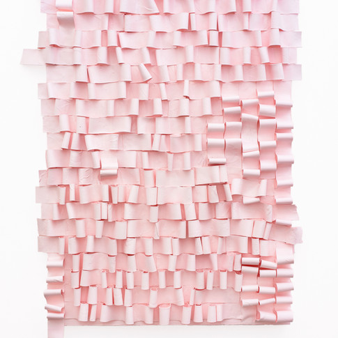 Ribboned Painting (2019)
