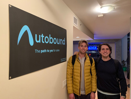 Autobound is the Sales Intelligence Platform for Persona-Based Lead Generation