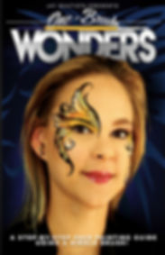 One Brush Wonders eBook step by step face painting guide