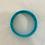 Thumbnail: Turquoise Blue bangles set classic elegant Aluminium