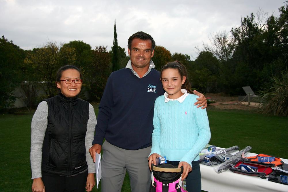 compétition Vincent Golf golf Saint Thomas