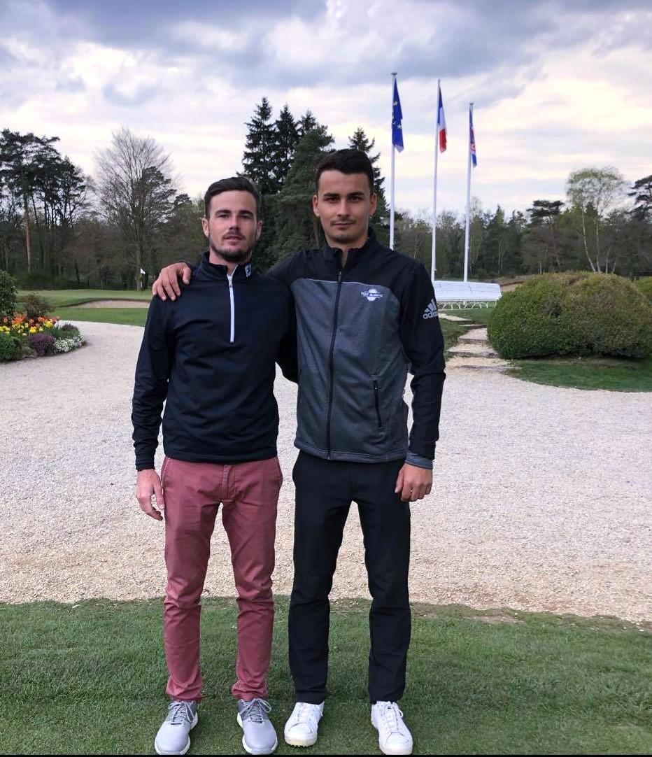 Internationaux de France de foursome golf Saint Thomas