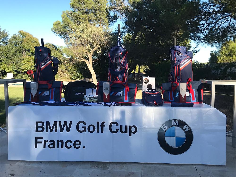 BMW Golf Cup golf Saint Thomas