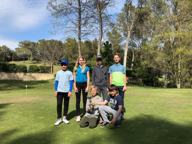 Championnat Elite golf Saint Thomas