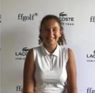 Sofia Valera golf Saint Thomas