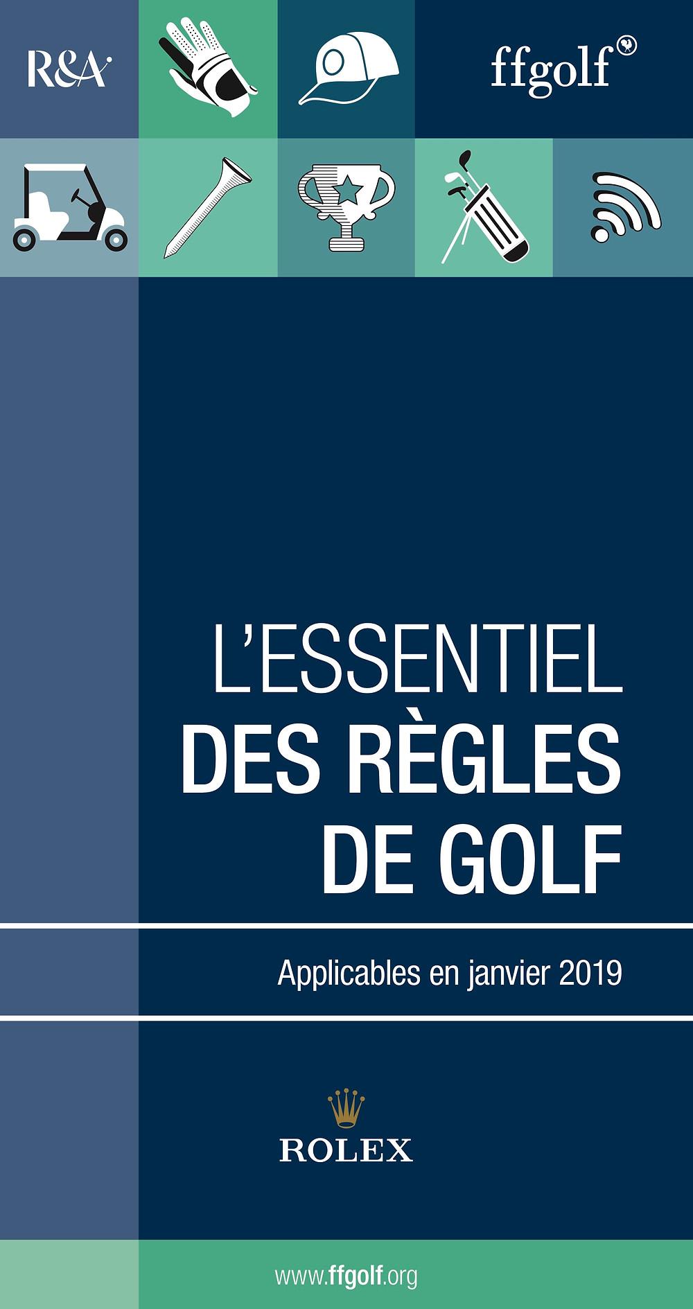 Essentiel des règles de golf Saint Thomas
