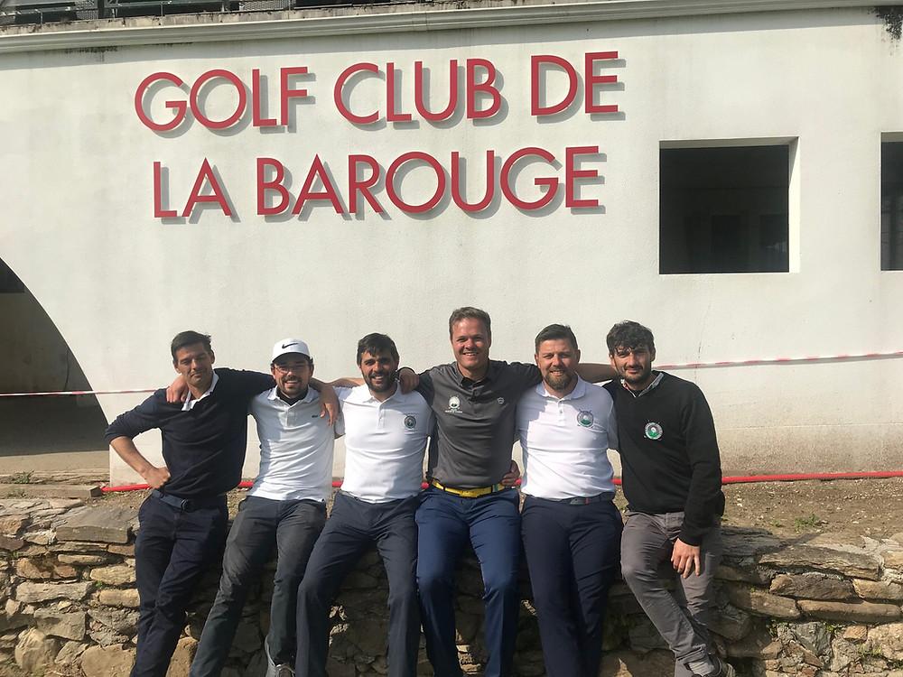 Promotion Ligue golf Saint Thomas