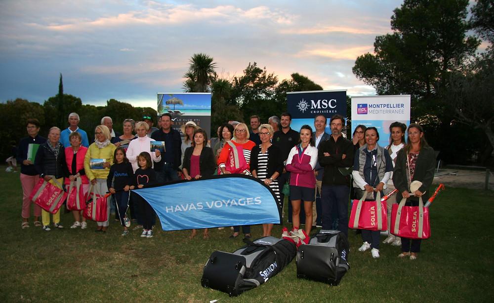 Compétition Havas Voyages golf Saint Thomas