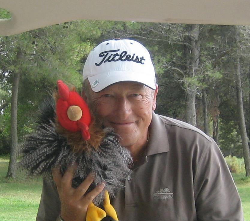Francis Boussat   golf Saint Thomas