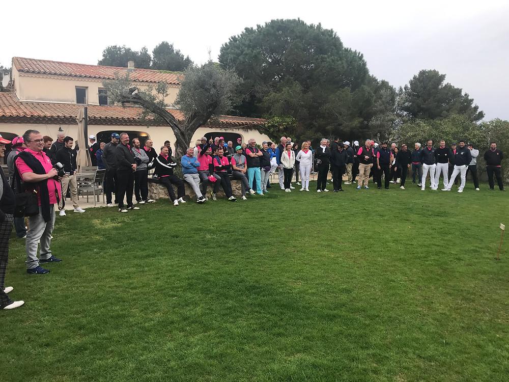 18ème Pro-Am golf Saint Thomas