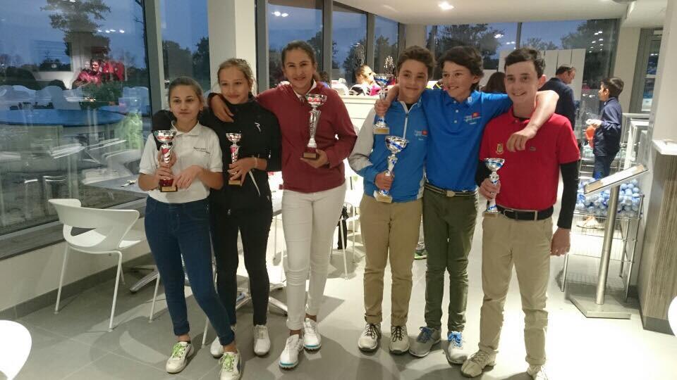 Grand Prix Jeunes d'Occitanie golf Saint Thomas
