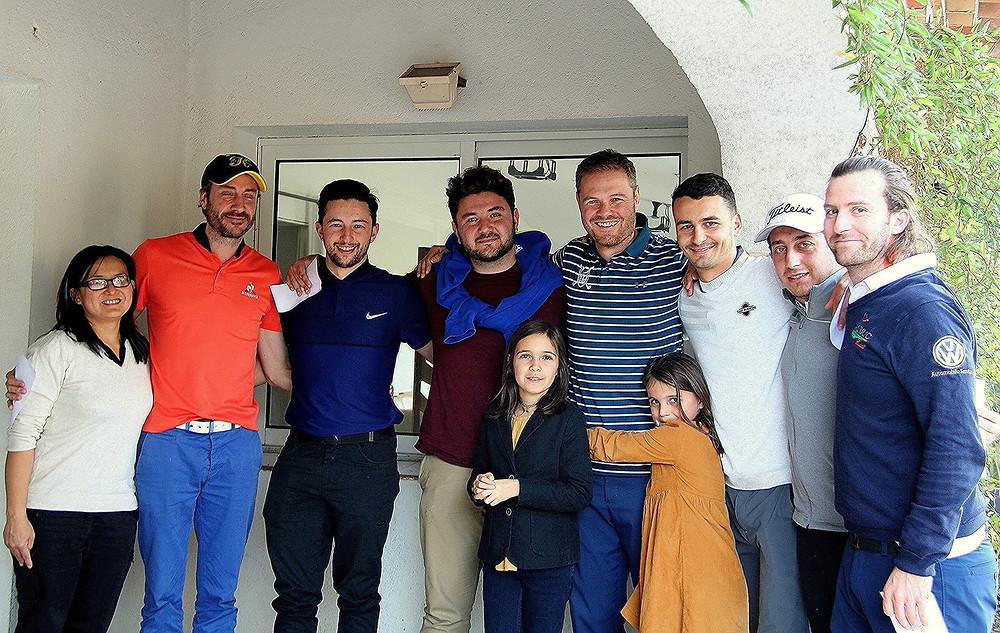 Compétition de la Chandeleur golf Saint Thomas