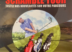 Compétition Vincent Golf