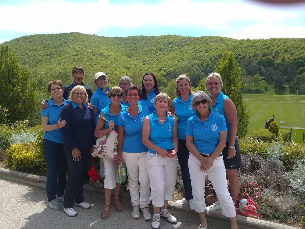 Interclubs Feminins golf Saint Thomas