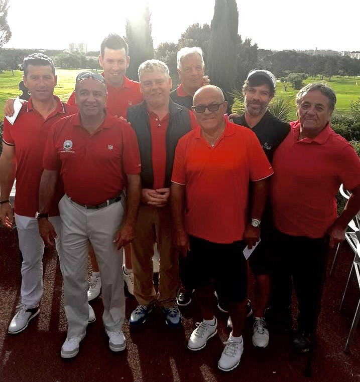 Interclubs Méditerranée golf Saint Thomas