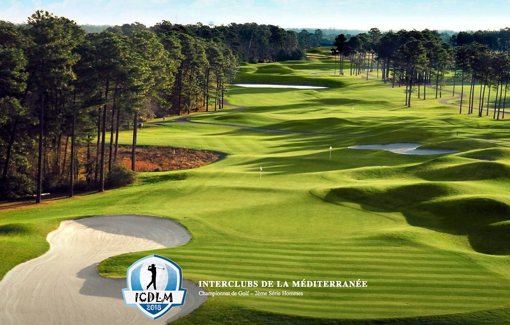 Interclubs Méditérranée golf Saint Thomas