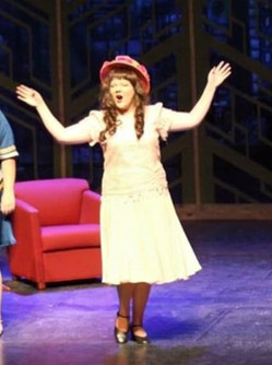 Miss Dorothy in Throughly Modern Millie