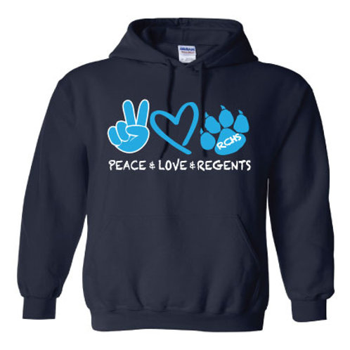 RCHS Welcome back hoodie