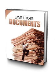Save Documents in a Divorce
