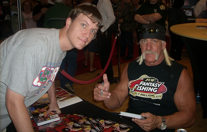 In The Ring with Hulk Hogan