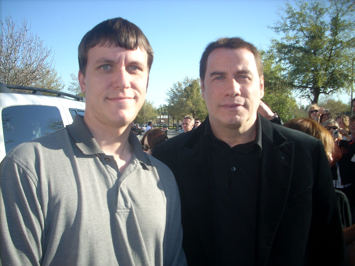 John Travolta is Extremely Fan Friendly