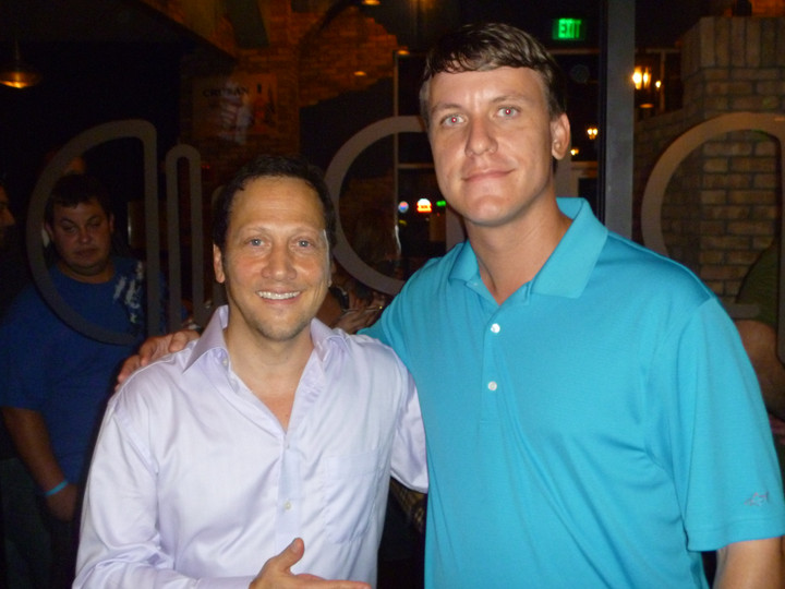 Rob Schneider… You Can Do It!!