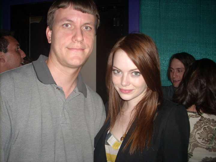 Film Festival with Emma Stone