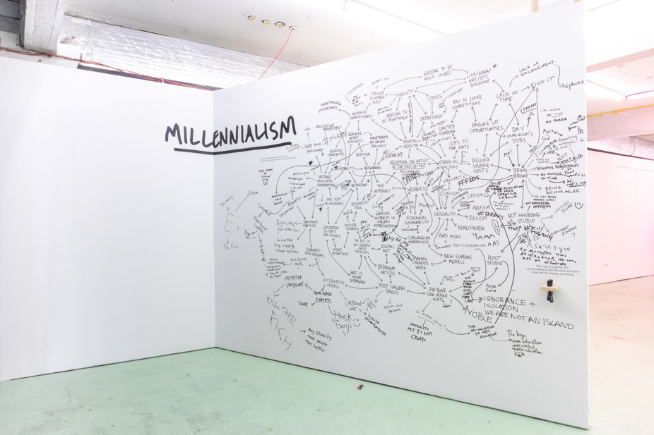 Millenialism at Paradise Works