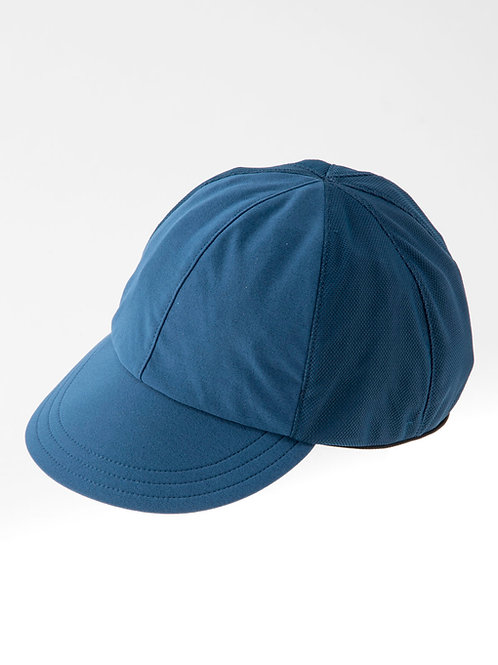 山と道 Stretch Mesh Cap Indigo