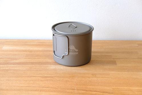 TOAKS  Light Titanium Pot 550ml