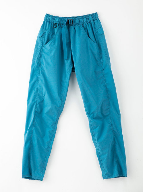 山と道 Light 5-Pocket Pants Ocean Blue