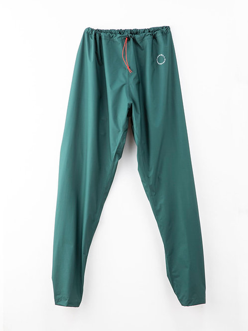 山と道 UL Rain Pants Deep Forest