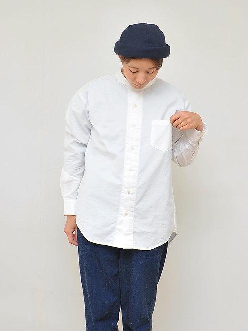HARVESY  ROUND COLLAR SHIRTS  ラウンドカラーシャツ