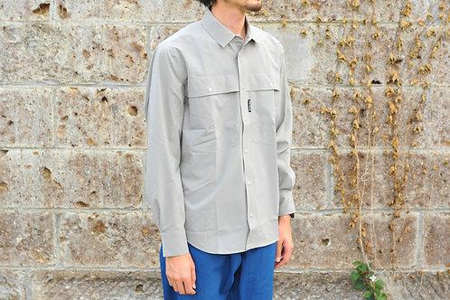 RIDGE MOUNTAIN GEAR Big Pocket Long Sleeve Shirt